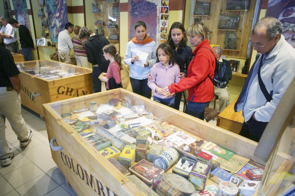 Musée Le Paradis du Chocolat