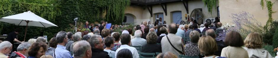 concert durant le festival Berlioz La Côte Saint André
