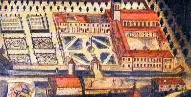 Bonnevaux-abbaye-villeneuve de marc