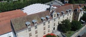 la cote saint andré chateau louis XI